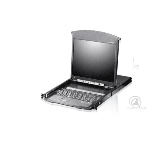 Aten KL1516Ai Dual Rail LCD KVM Switch
