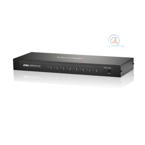 Aten VS0801A 8-Port VGA/Audio Switch with Auto Switching