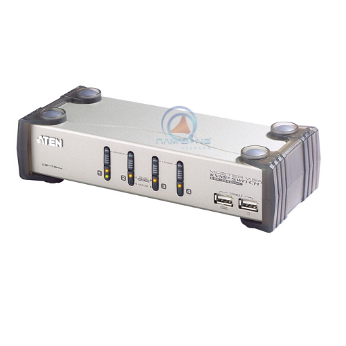 CS1734AC 4-PORT KVM SWITCH
