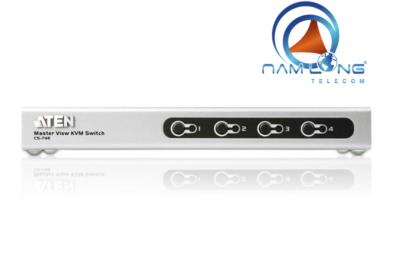 CS74E Desktop KVM Switches FL large