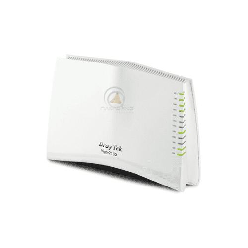 FTTH Router-Router cáp quang DrayTek Vigor2130