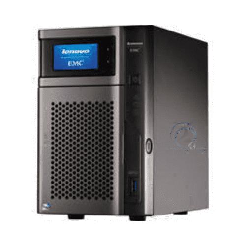 LenovoEMC PX2-300D, 2-bay Desktop NAS, DISKLESS