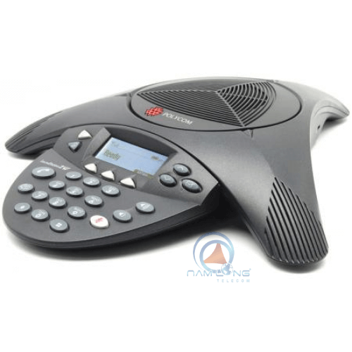 poly polycom soundstation 2 none28091expandable with display