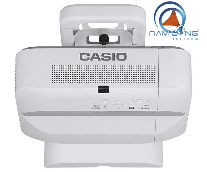 Máy Chiếu Casio DLP WXGA 3100 Ansi Lumen LAN (XJ-UT312WN)