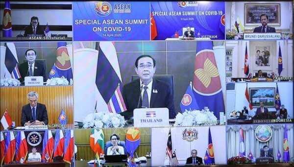 Tổ chức Hội nghị cấp cao đặc biệt ASEAN với giải pháp Hội nghị trực tuyến