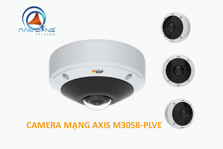 Axis M3058 - PLVE