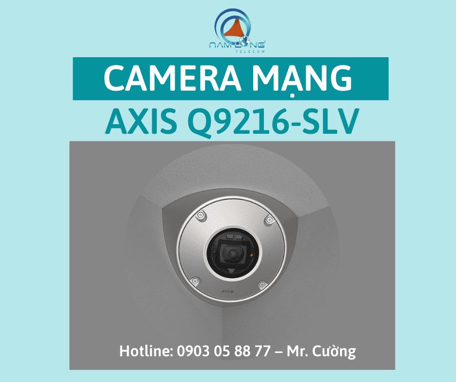 camera mang q9216 slv