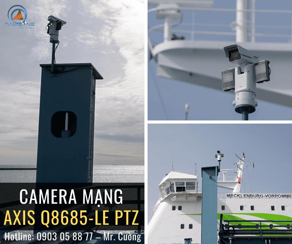 cameraaxis q8685 le ptz