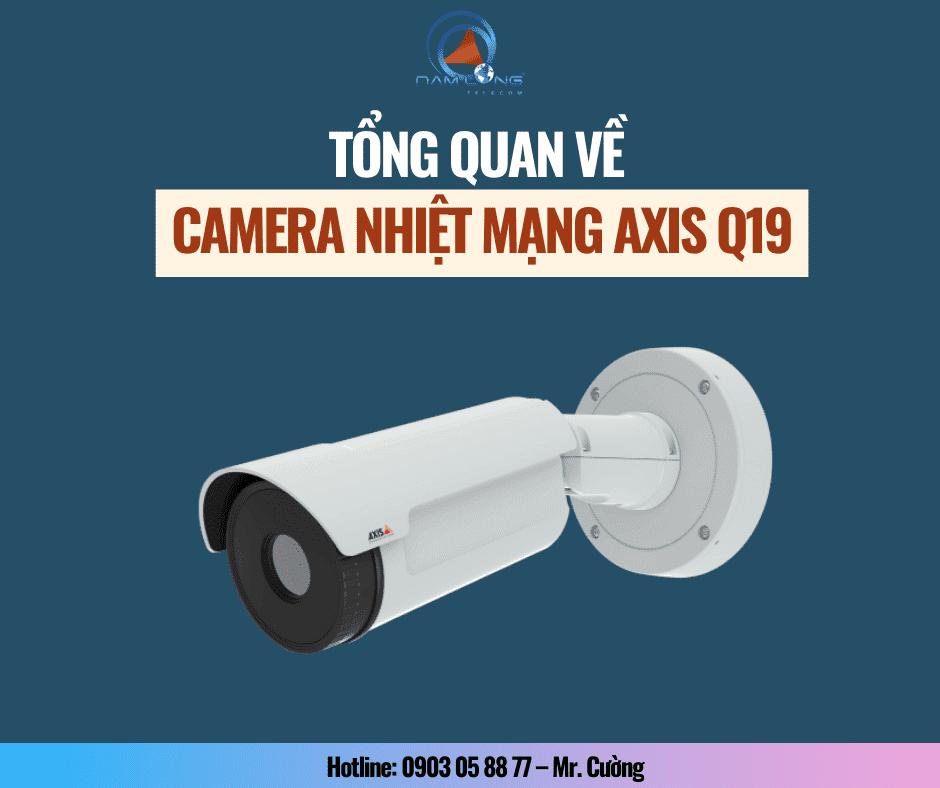 cameara nhiệt Axis Q19