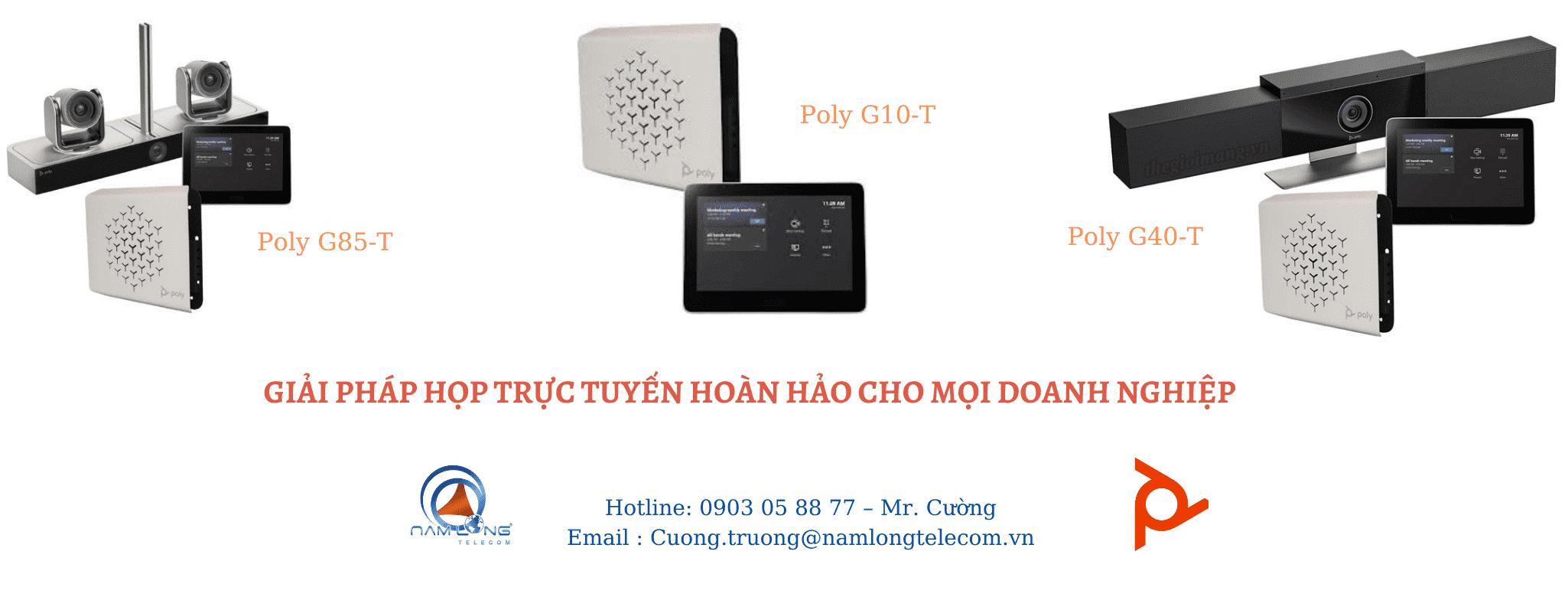Poly G10-T - G40-T - G85-T