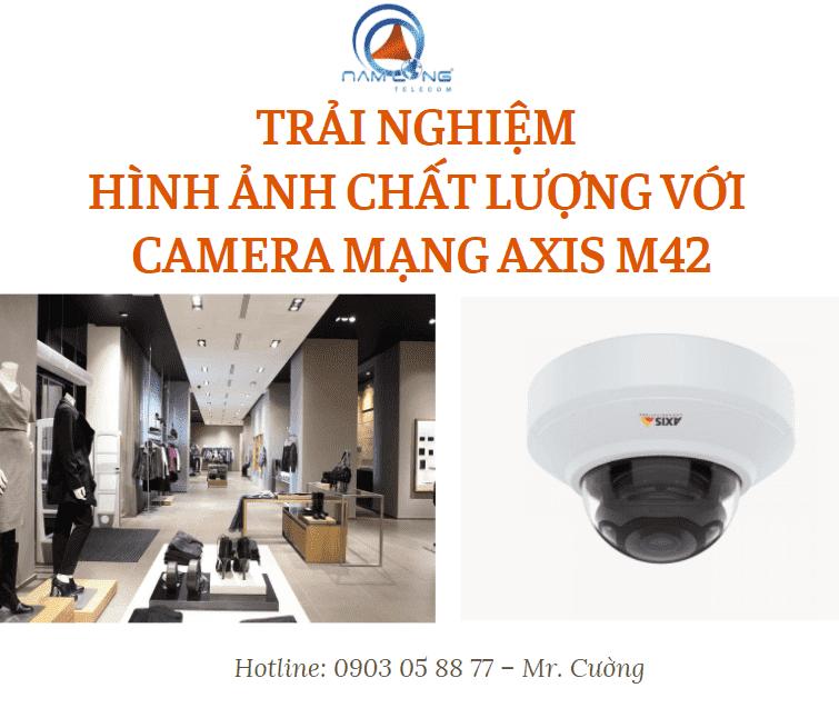 camera mang AXIS M42