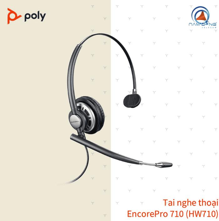 Tai nghe Call Center Poly EncorePro 710 (HW710)