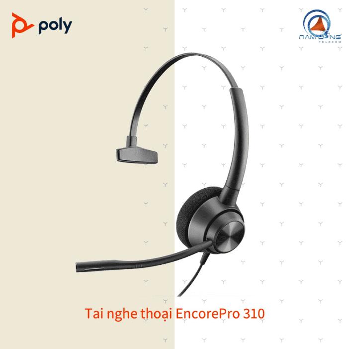 Tai nghe Call Center Poly EncorePro 310